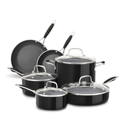 wholesale discount black pots sets