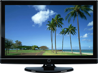 wholesale black tv