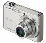 wholesale casio silver camera