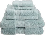 wholesale discount light green towel set
