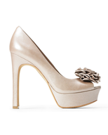 wholesale liquidation womens beige heels